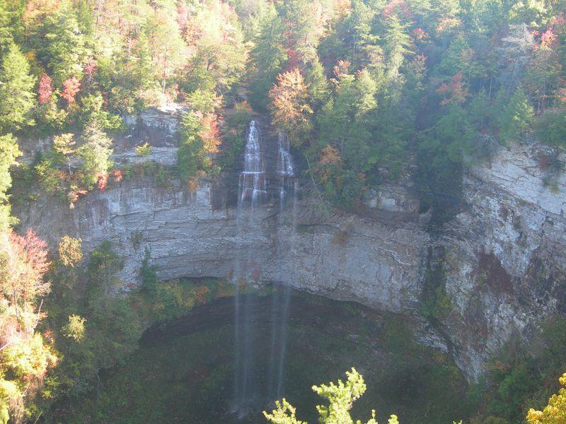 Fall Creek Falls 10-11