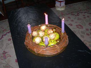 Advent Wreath 2 2011